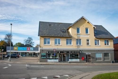 Søndergade 44 - erhvervslejemål i Hadsten